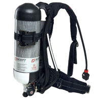 3M Scott Safety ProPak-F Firefighting Breathing Apparatus