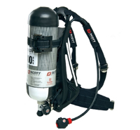 3M Scott Safety ProPak-I Firefighting Breathing Apparatus
