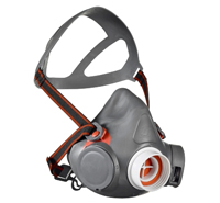 3M Scott Safety Aviva40 Single Filter Half Mask