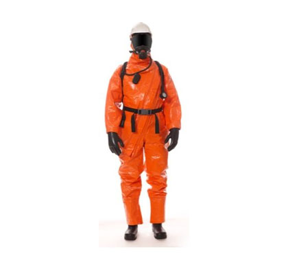 Drager CPS 5800 Gas-Tight Suit