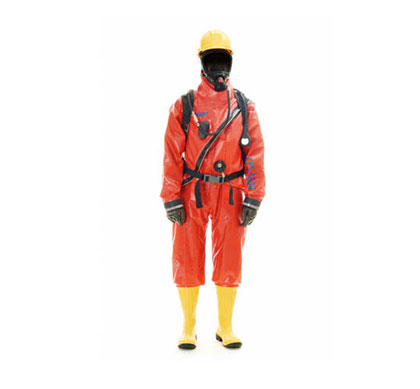 Drager CPS 6800 Chemical Protective Suit (for industrial use)