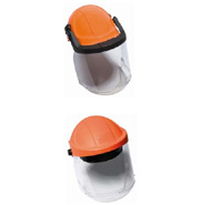 Scott Safety IV900PC & IV900PA Face Shields