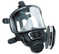 3M Scott Safety Promask Full Face Mask