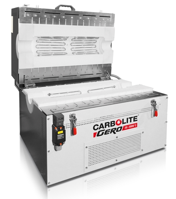 Carbolite FST & FZS Split Tube Furnaces (up to 1300°C)