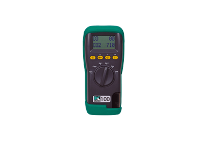 Gas Analysers - Indoor Air Quality