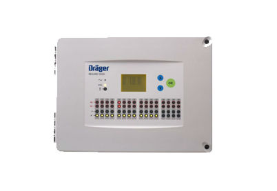 Drager Fixed Gas Control Panels