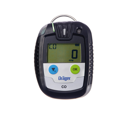 Drager Pac 6500 Single-Gas Detection Device