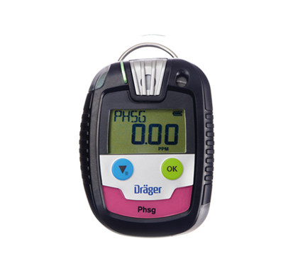 Drager Pac 8000 Single-Gas Detection Device