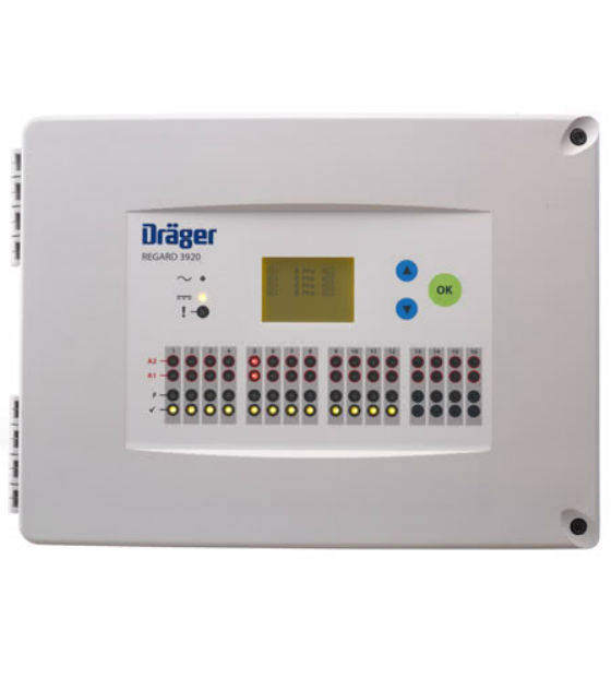 Drager Regard 3900 Control System