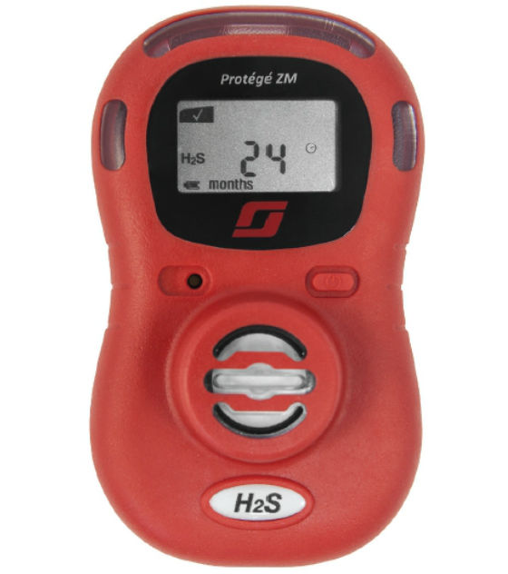 Scott Safety Protege ZM Single Gas Monitor