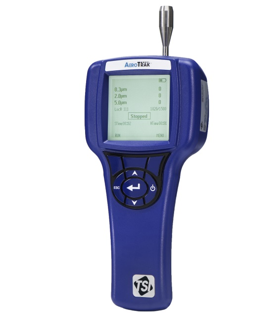 TSI 9303 Aerotrak Handheld Particle Counter