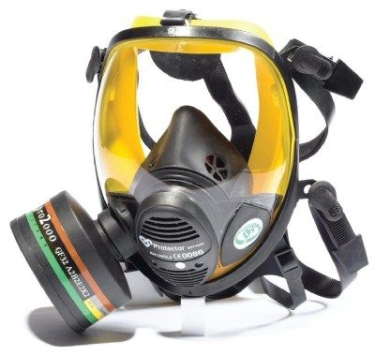 3M Vision RFF4000 Face Mask