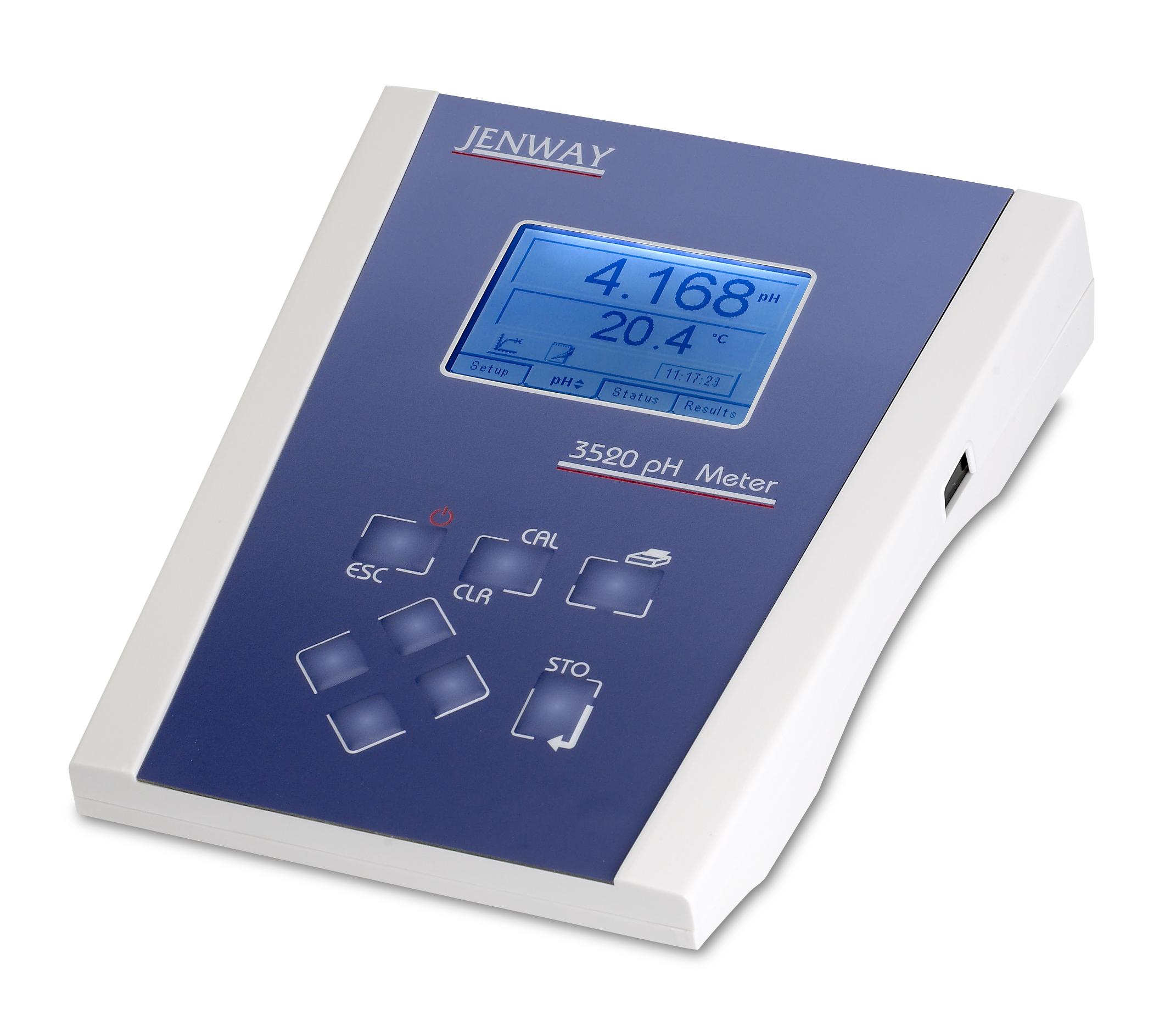 Ph Meter For Chemicals : Bibby scientific ph mv temperature meter