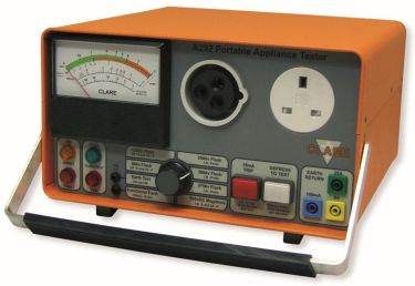 Clare A252 Compact Portable Electrical Safety Tester