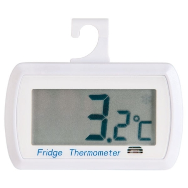 Electronic Temperature Systems Digital Fridge Thermometer