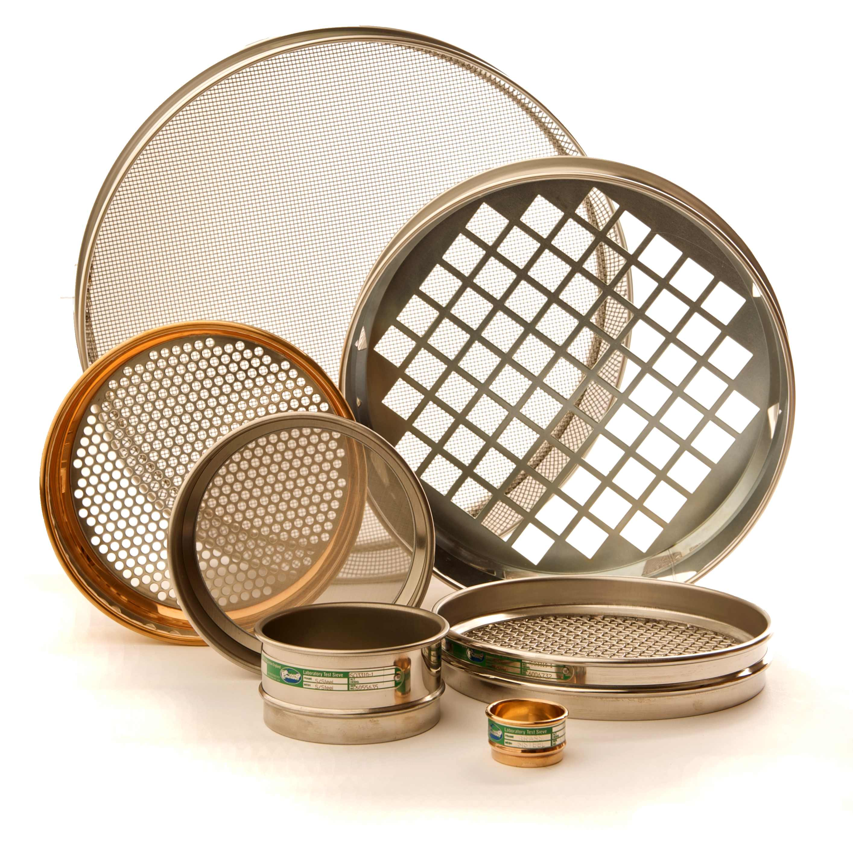 Endecotts Woven Wire Mesh Sieves