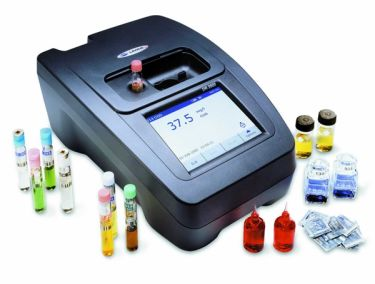 Hach Lange Dr2800 Laboratory Analysis Spectrophotometer