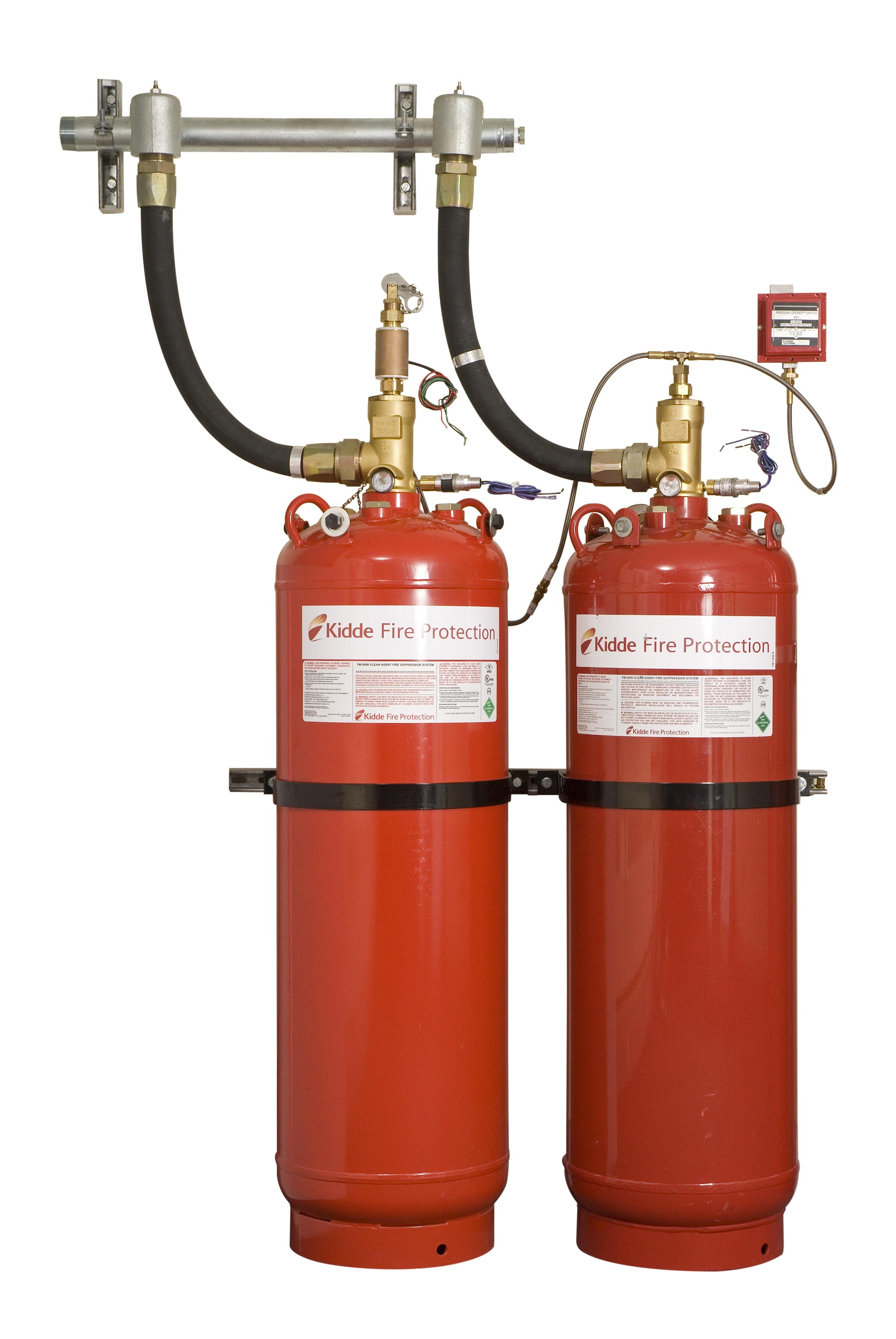 Kidde Fm 200 Fire Extinguishing Agent