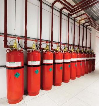 SIEX - FIRE SUPPRESSION SYSTEM