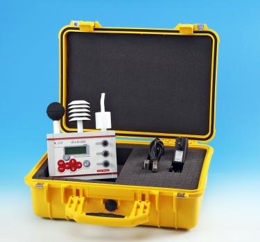 LSI LASTEM Heat Shield Portable Wireless WBGT Meter