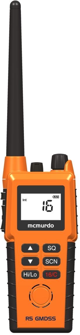 radio vhf portable