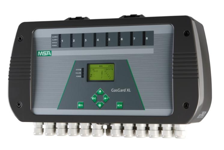 Msa Gasgard Xl Controller