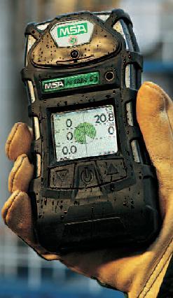Msa Altair 5 Multi Gas Detector