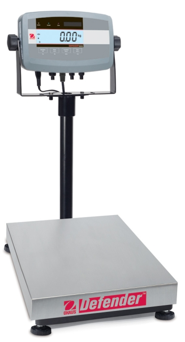 Ohaus Scales Defender 5000 Series General Purpose Indicator, Bases and Bench Scales