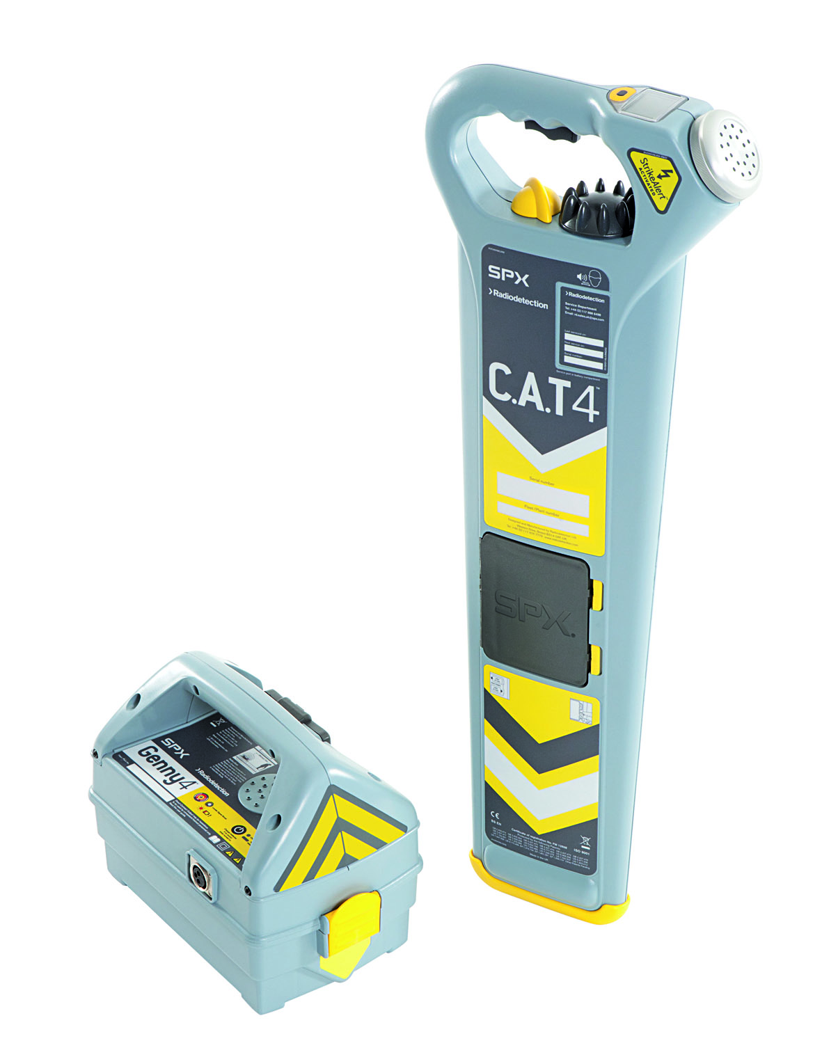 Network Cable Locator : Radiodetection c a t and genny