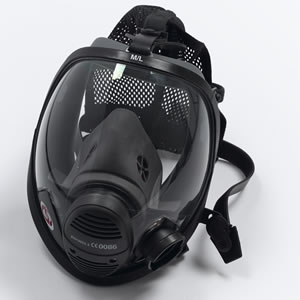 Sabre Safety Vision 3 Face Mask