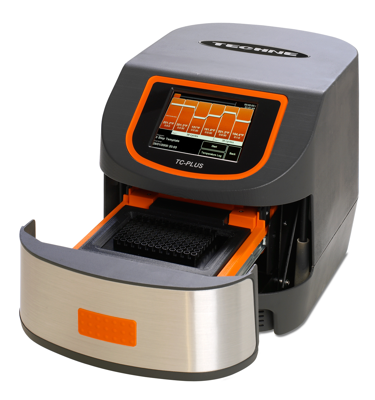 techne pcr machine
