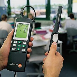 Testo 445 Vac Measuring Instrument