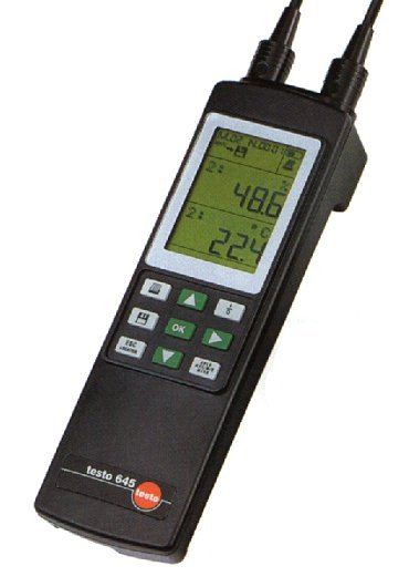 what weather instrument measures relative humidity
