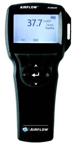 Tsi Pvm610 Amp Pvm620 Micromanometer