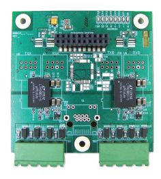 UTC DF955-C2 EIA-422 Copper Comm Card (for fence protection network option)