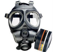 3M Scott Safety M98 Full Face Respirator