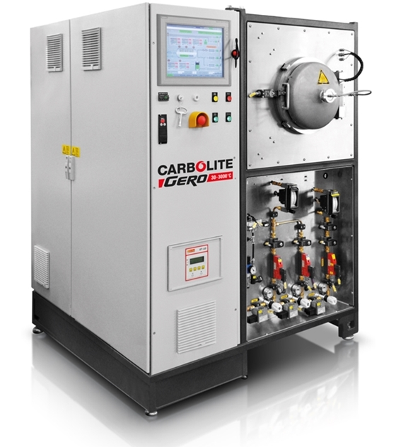Carbolite GLO Annealing Furnaces