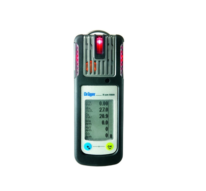 Drager X-am 5600 Multi-Gas Detection Device