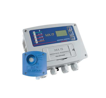 Oldham MX 15 Toxic and Flammable Gas Detector