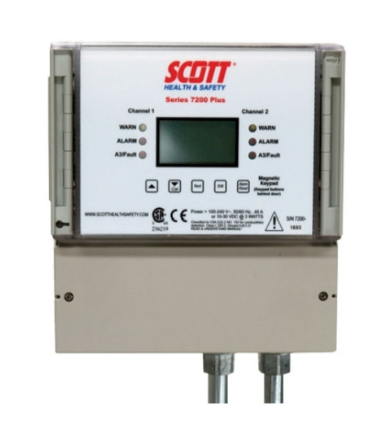 Scott Safety 7200 Plus Controller