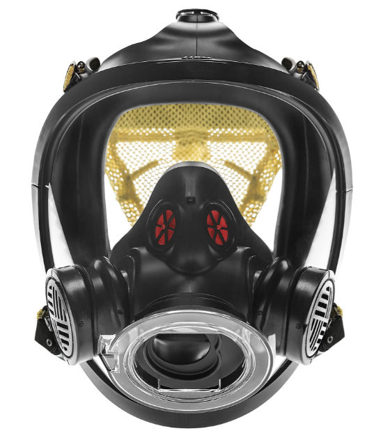 3M Scott Safety AV3000HT Positive Pressure Facemask