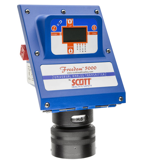 Scott Safety Freedom 5000 Transmitter