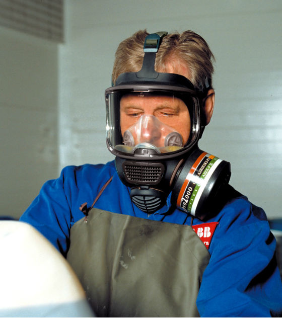 3m Scott Safety Promask Full Face Mask Keison Products