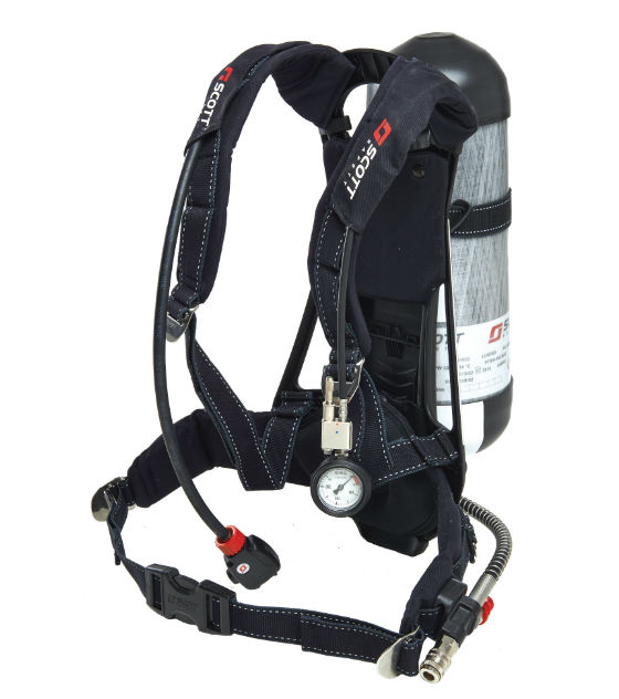 3M Scott Safety ProPak-F