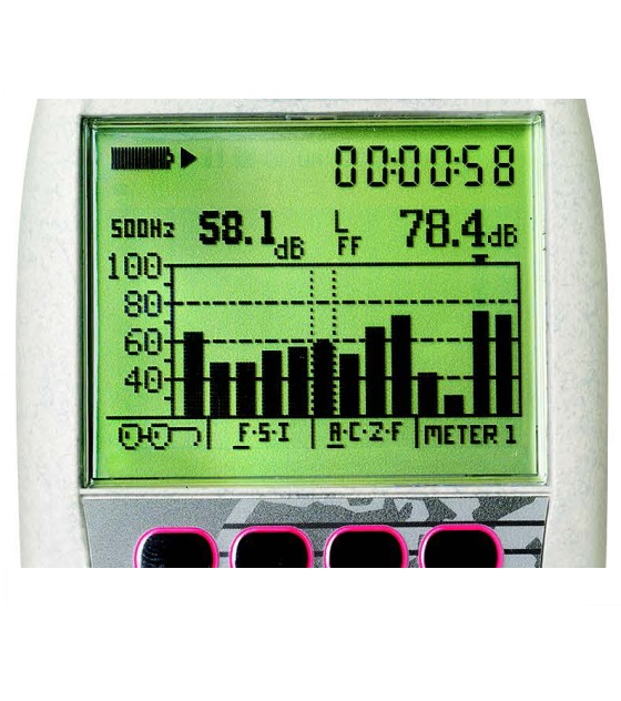 TSI Quest SoundPro SE & DL Series Sound Level Meters