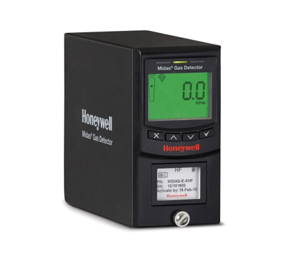 Honeywell Analytics Midas Gas Detector