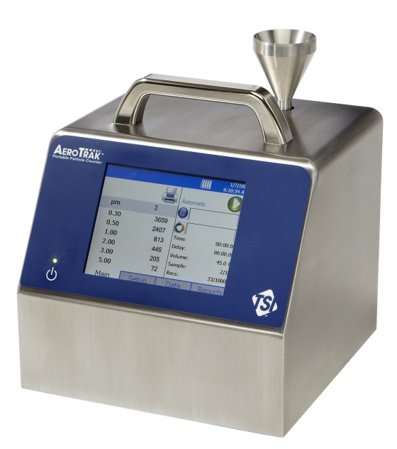 TSI 9310 & 9510 AeroTrak Portable Particle Counters
