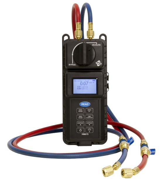 TSI HM675 & HM685 Hydronic Manometers