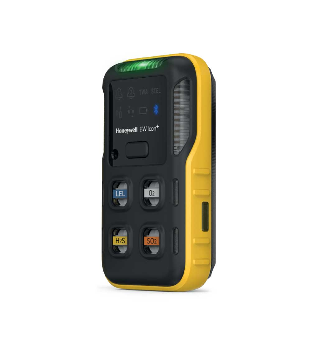 BW Icon+ Portable Gas Detector