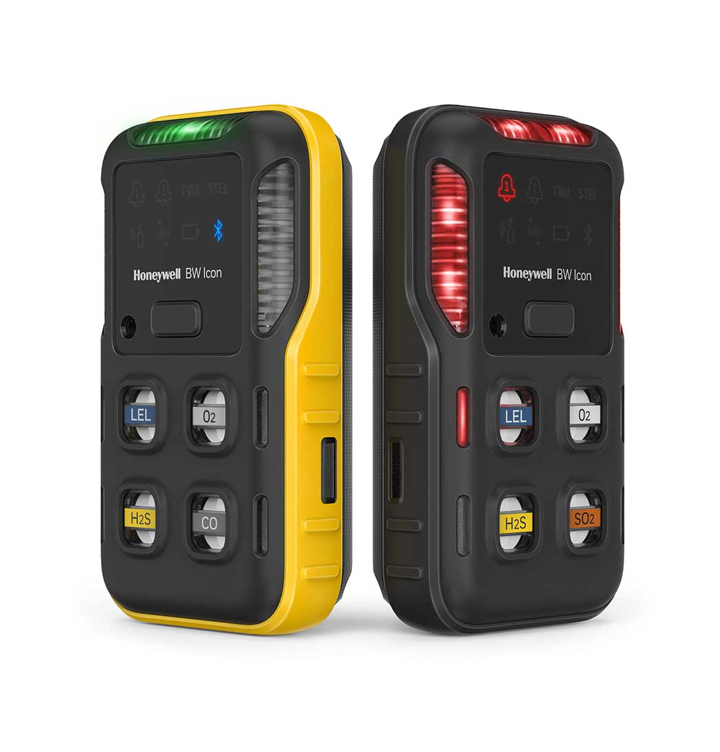 BW Icon Portable Gas Detector
